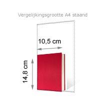 A6 staand